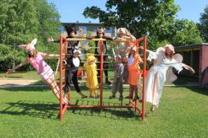 kostüümilaenutus lastele